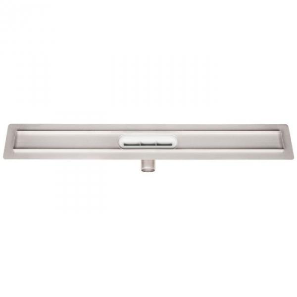 grille caniveau de douche 985 mm carreler tile showerdrain aco cazabox. Black Bedroom Furniture Sets. Home Design Ideas