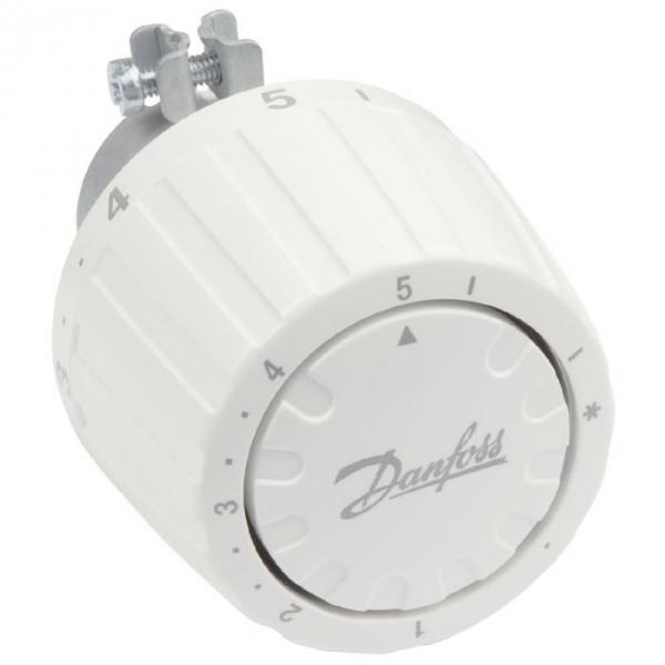 T te thermostatique de radiateur 34 mm bulbe incorpor ra v danfoss cazabox - Tete thermostatique radiateur ...