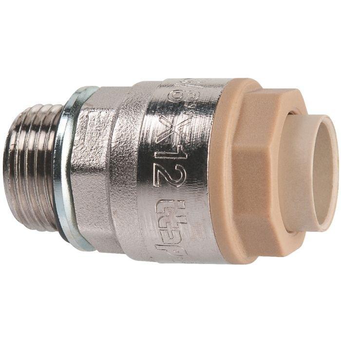 Lot de 1 nez de robinet f 3 4 tuyau 13 et 4 mm - Systeme goutte a goutte maison ...