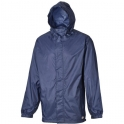 Veste de pluie bleue marine - Stanton - Dickies