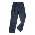 Pantalon bleu marine multipoches - Redhawk - Dickies