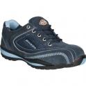 Chaussure de sécurité femme basse bleue - Ottawa - Dickies