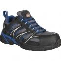 Chaussure de sécurité basse grise / bleue - Haxtun - Dickies