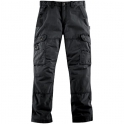 Pantalon noir - Cargo B342 - Carhartt