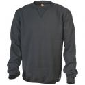 Sweat-shirt noir - Crewneck K124 - Carhartt