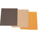 Papier abrasif de finition - 230 x 280 mm - Grain 320 - SIA Abrasives