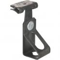 Clip pour tige filetée - Femelle M8 - Profilé 5 à 9 mm - Plombelec