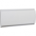 Radiateur horizontal bas MARADJA - 750 W - Atlantic