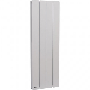 Radiateur vertical bellagio 2 1000 w noirot cazabox for Radiateur vertical w