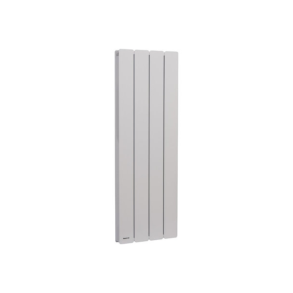 Noirot bellagio 2 vertical 1000w blanc vertical catgorie for Radiateur vertical w