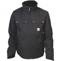 Blouson noir - Woodward Traditional Jacket - Carhartt