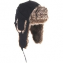 Chapka noire doublé fourrure - Dickies