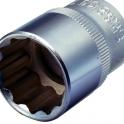 Douille 12 pans - F 1/2' - 18 mm - KS Tools