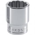 Douille 12 pans - F 1/2' - 17 mm - OGV - Facom