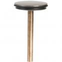 Clapet de vidage pour Lavabo - Tige Ø 7 mm - 65 à 83 mm - Valentin