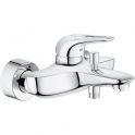 Mitigeur bain douche mural - Entraxe 150 mm - Eurostyle - Grohe