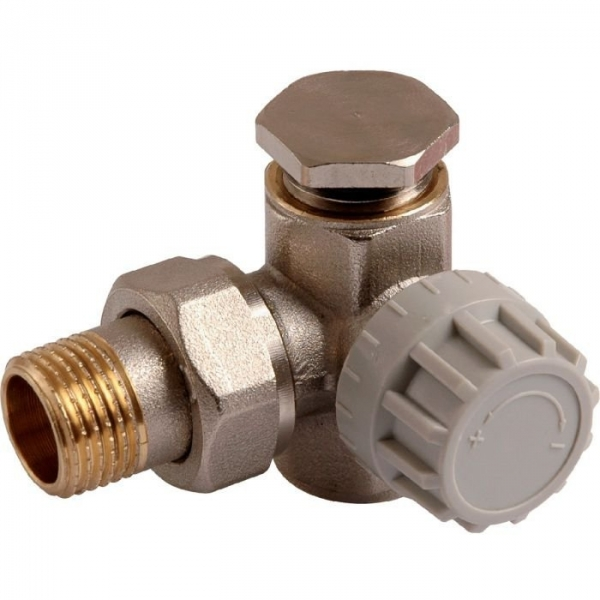 Robinet de radiateur tri axe thermostatique f 1 2 - Changer robinet thermostatique radiateur ...
