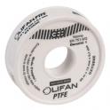 Ruban PTFE - 30 m - 19 x 0,1 mm - Oxygène - Geb