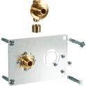 """Sortie de cloison double à sertir - Entraxe 50 mm - PER Ø 12 mm - M 3/8"""" - Robifix - Watts industrie"""