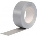 Adhésif en toile gris - 50 mm - 50 m - Antalis