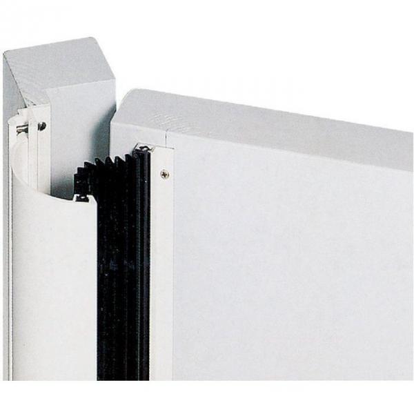 anti pince doigts blanc recouvrement l gance vachette cazabox. Black Bedroom Furniture Sets. Home Design Ideas