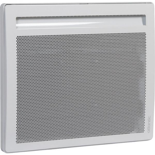 Panneau rayonnant horizontal solius 750 w atlantic cazabox - Chauffage panneau rayonnant consommation ...