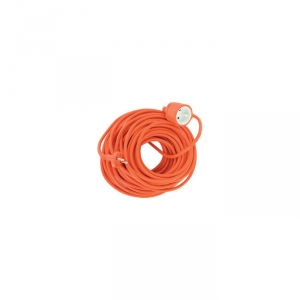 Rallonge ext rieur orange 50 m 3g1 5 mm2 dhome cazabox for Rallonge exterieur