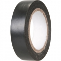 Ruban adhésif isolant noir - 15 mm - 10 m - Dhome