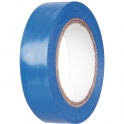 Ruban adhésif isolant bleu - 15 mm - 10 m - Dhome