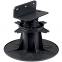 Plot réglable pour terrasse - 40 à 50 mm - Verindal + - Sélection Cazabox