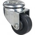 Roulette à œil pivotant - Ø 35 mm - Série S20 - Caujolle