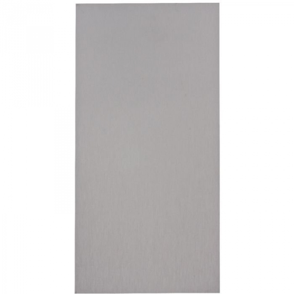 Plaque de propret nox brillant rectangulaire 300 x 150 mm adh sif duval cazabox - Plaque de proprete porte ...
