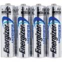 Pile lithium 1,5 V - LR6 - Ultimate Lithium - Vendu par 4 - Energizer