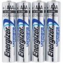 Pile lithium 1,5 V - LR03 - Ultimate Lithium - Vendu par 4 - Energizer