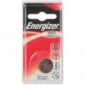 Pile bouton lithium 3V - CR1620 - Energizer