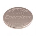 Pile bouton lithium 3V - CR2025 - Lot de 2 - Energizer