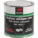 Graisse calcique rose - 600 g - Geb