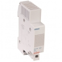Sonnerie modulaire - 230 V - 1 module - Gewiss