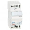Contacteur de puissance tétrapolaire - Contact 4 NO - 2 modules - Gewiss