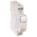 Contacteur de puissance tétrapolaire - 40 A - Contact 4 NO - 3 modules - Gewiss