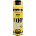 Marqueur aérosole jaune - 650 ml - Top - Rocol