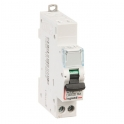 Disjoncteur DX³ 4500-  6 kA courbe C - 16 A - 1 module - Connexion auto / vis - Legrand