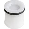 Clapet anti-retour blanc - Ø 16 mm - AMFAG