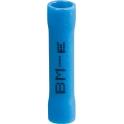Manchon à butée bleu - Ø 2,5 mm - Section 1,5 - 2,5 mm² - Vendu par 100 - Klauke
