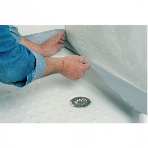 Membrane adh sive pour appareil sanitaire 3 m for Appareil pour nettoyer le carrelage