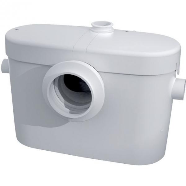 broyeur sanitaire 2 postes 400 w saniaccess 2 sfa cazabox. Black Bedroom Furniture Sets. Home Design Ideas