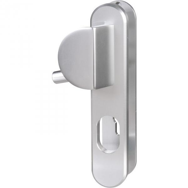 poign e de porte pali re blind aluminium cl i osmose. Black Bedroom Furniture Sets. Home Design Ideas