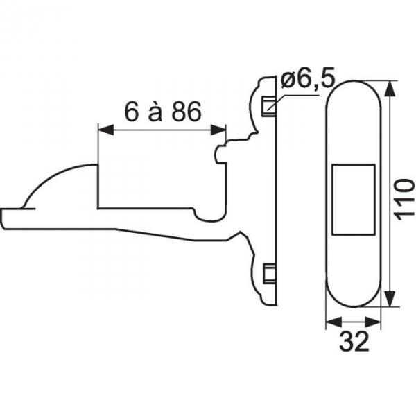 arr t composite automatique torbel industrie cazabox. Black Bedroom Furniture Sets. Home Design Ideas