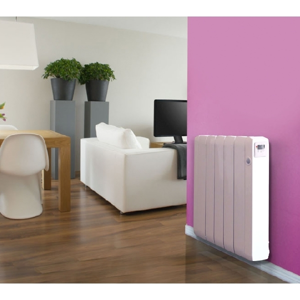radiateur horizontal briques ecodetect 500 w mdc cazabox. Black Bedroom Furniture Sets. Home Design Ideas
