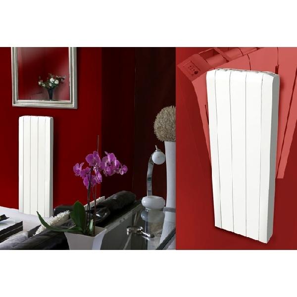 radiateur vertical briques 1000 w mdc cazabox. Black Bedroom Furniture Sets. Home Design Ideas